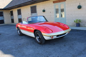 1972 LOTUS ELAN SPRINT - BEST AVAILABLE - £52,950