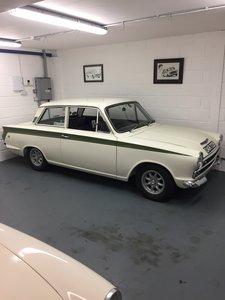 1964 LOTUS CORTINA MK1.