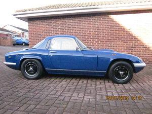 1970 Elan FHC  For Sale