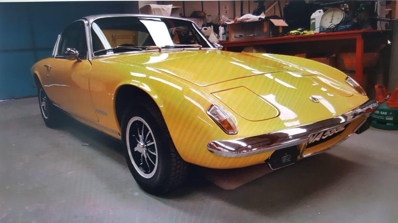 1972 LOTUS ELAN + 2S 130 4  IMMACULATE Restored CAR For Sale (picture 1 of 6)