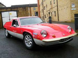 1972 Lotus Europa For Sale by Auction