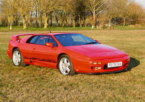 1998 Lotus Esprit GT3 1 owner 56225 miles For Sale by Auction