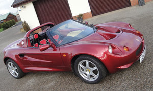 1999 Lotus Elise Series 1 For Sale by Auction