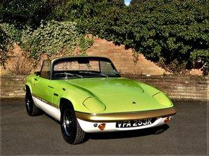 1971 Lotus Elan S4 DHC For Sale