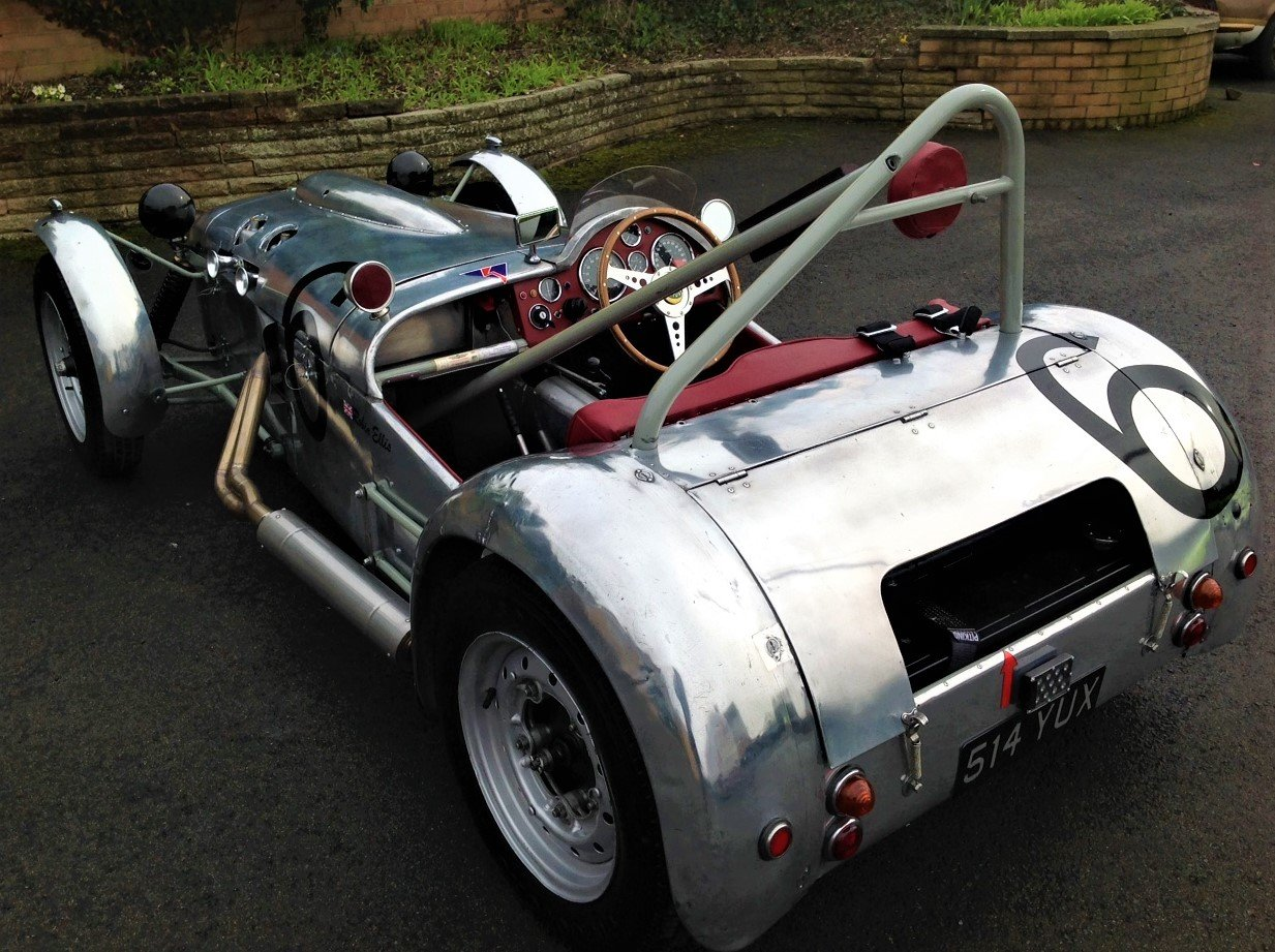 1954 Lotus 6 Climax - No 40 Chassis For Sale | Car And Classic