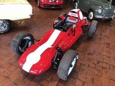 1971 Zink = Formula Vee  Red(~)White Rarcer  $18.9k For Sale