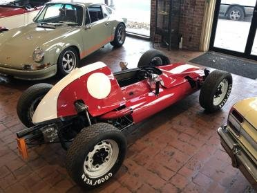 1971 Zink = Formula Vee  Red(~)White Rarcer  $18.9k For Sale (picture 4 of 6)
