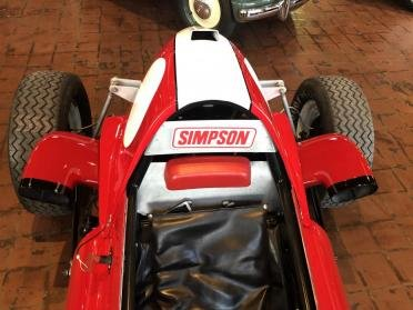 1971 Zink = Formula Vee  Red(~)White Rarcer  $18.9k For Sale (picture 6 of 6)