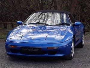 Lovely 1990 Lotus Elan SE Turbo - £9,995 SOLD