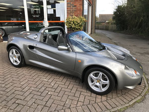 1999 LOTUS ELISE S1 (Just 12,000 miles from new) For Sale