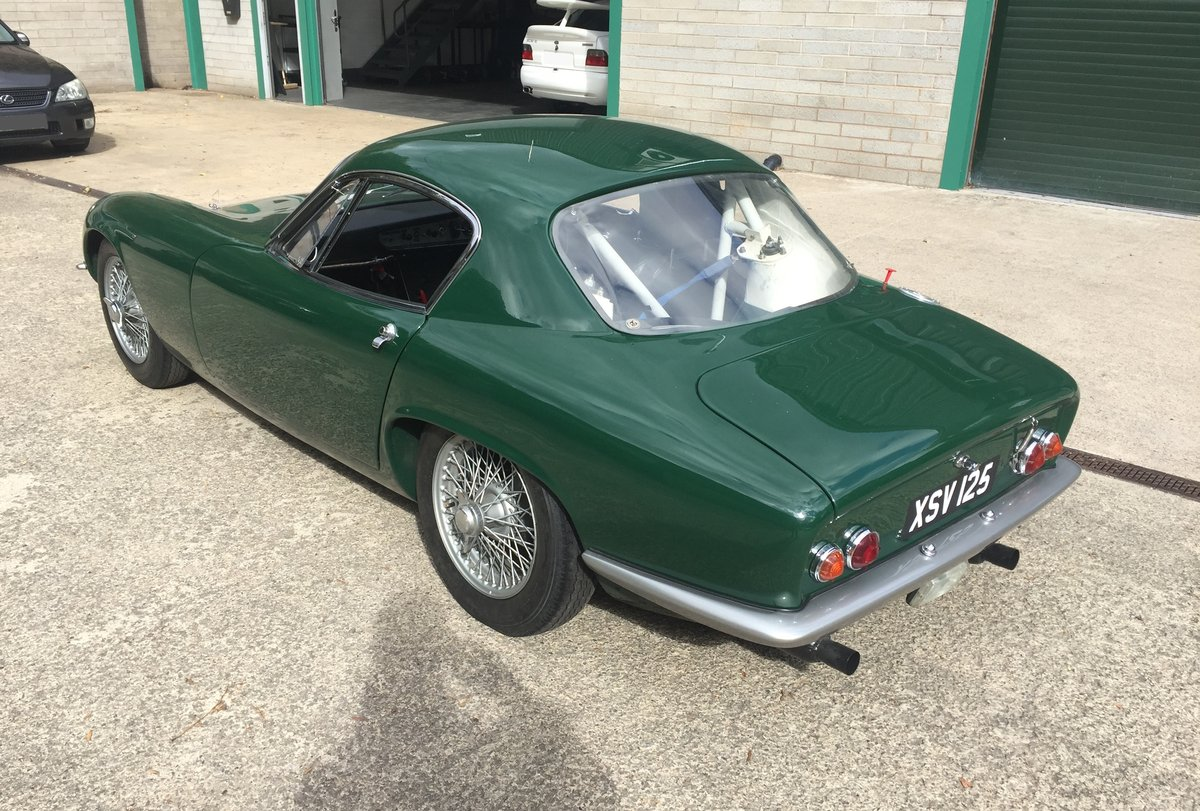 1961 Lotus Elite S2 with FIA Historic papers For Sale (picture 2 of 6)