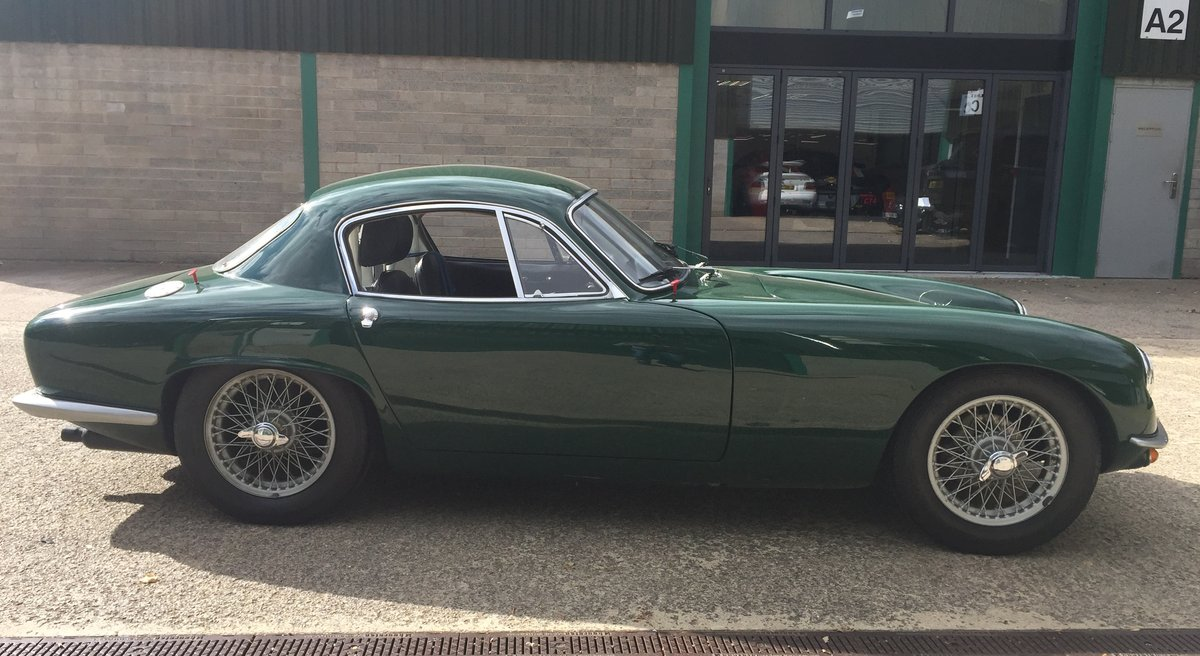 1961 Lotus Elite S2 with FIA Historic papers For Sale (picture 3 of 6)