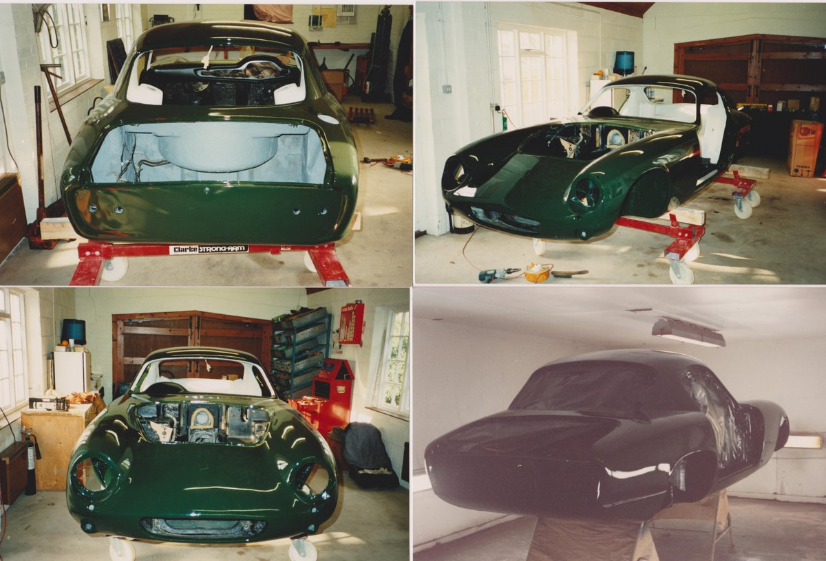 1961 Lotus Elite S2 with FIA Historic papers For Sale (picture 5 of 6)