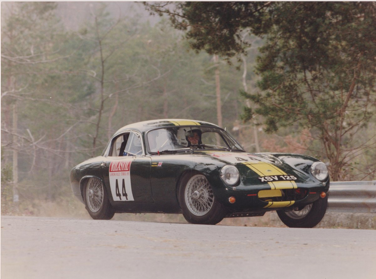 1961 Lotus Elite S2 with FIA Historic papers For Sale (picture 6 of 6)
