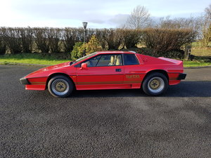 Lotus esprit turbo  1982