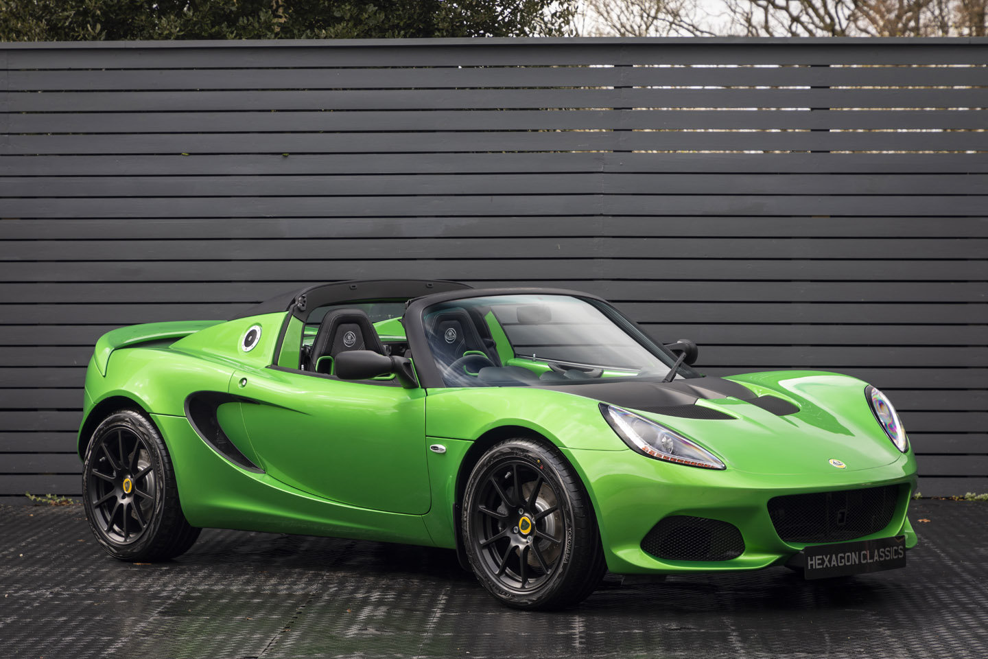 2019 LOTUS ELISE 220 SPORT SOLD (picture 1 of 6)