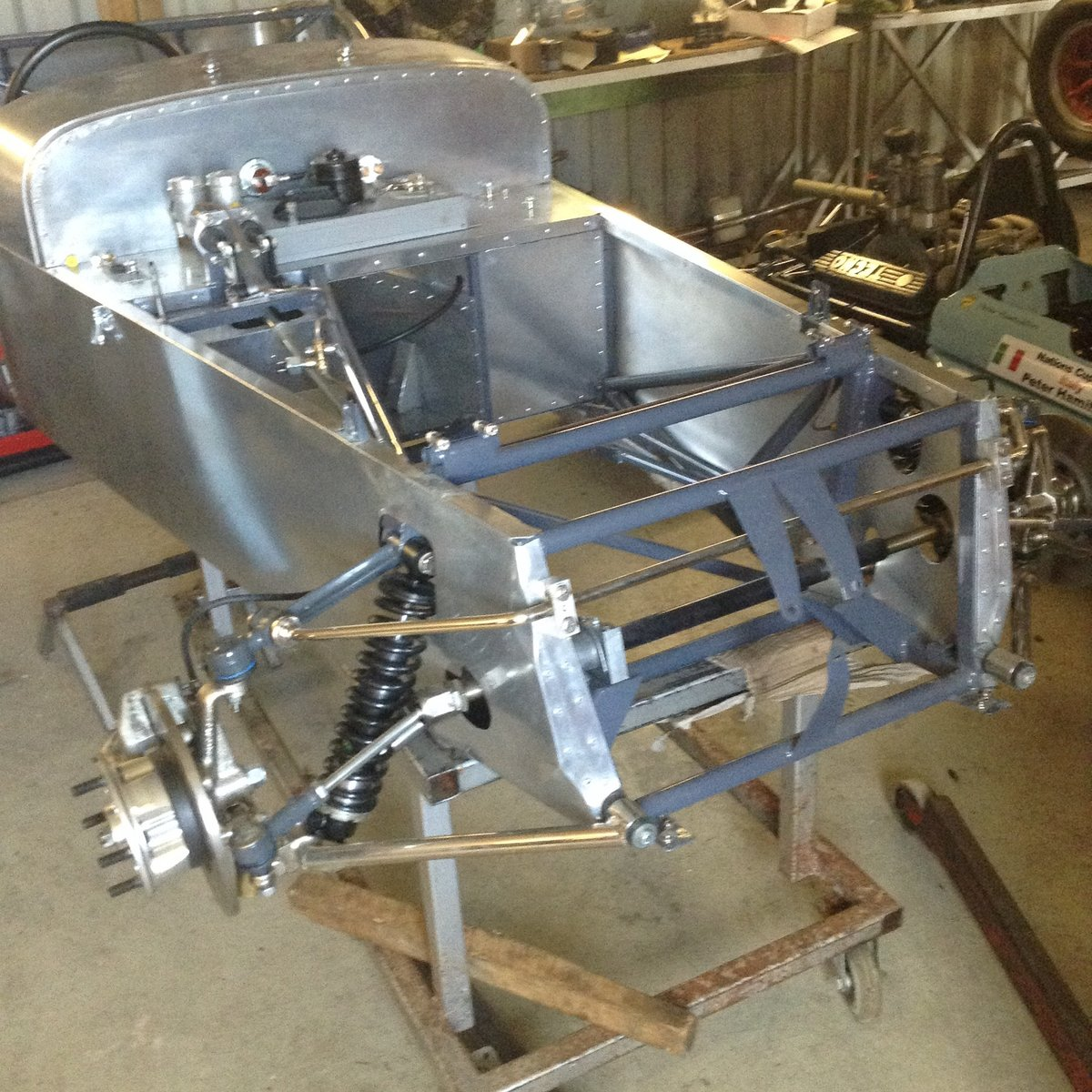1969 Lotus  Seven S3  (Holbay Spec.) For Sale (picture 1 of 6)