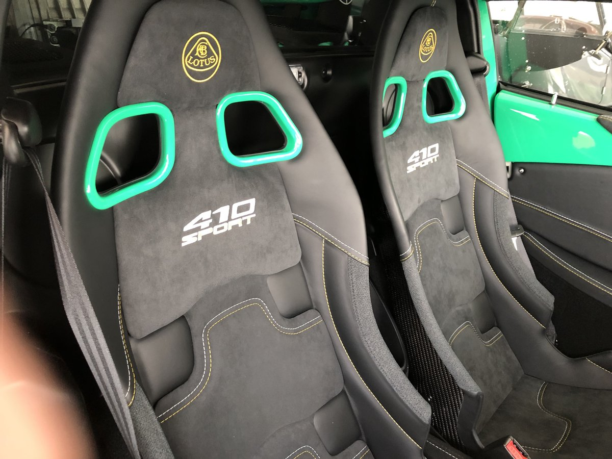LOTUS EXIGE 410 Sport For Sale (picture 4 of 6)