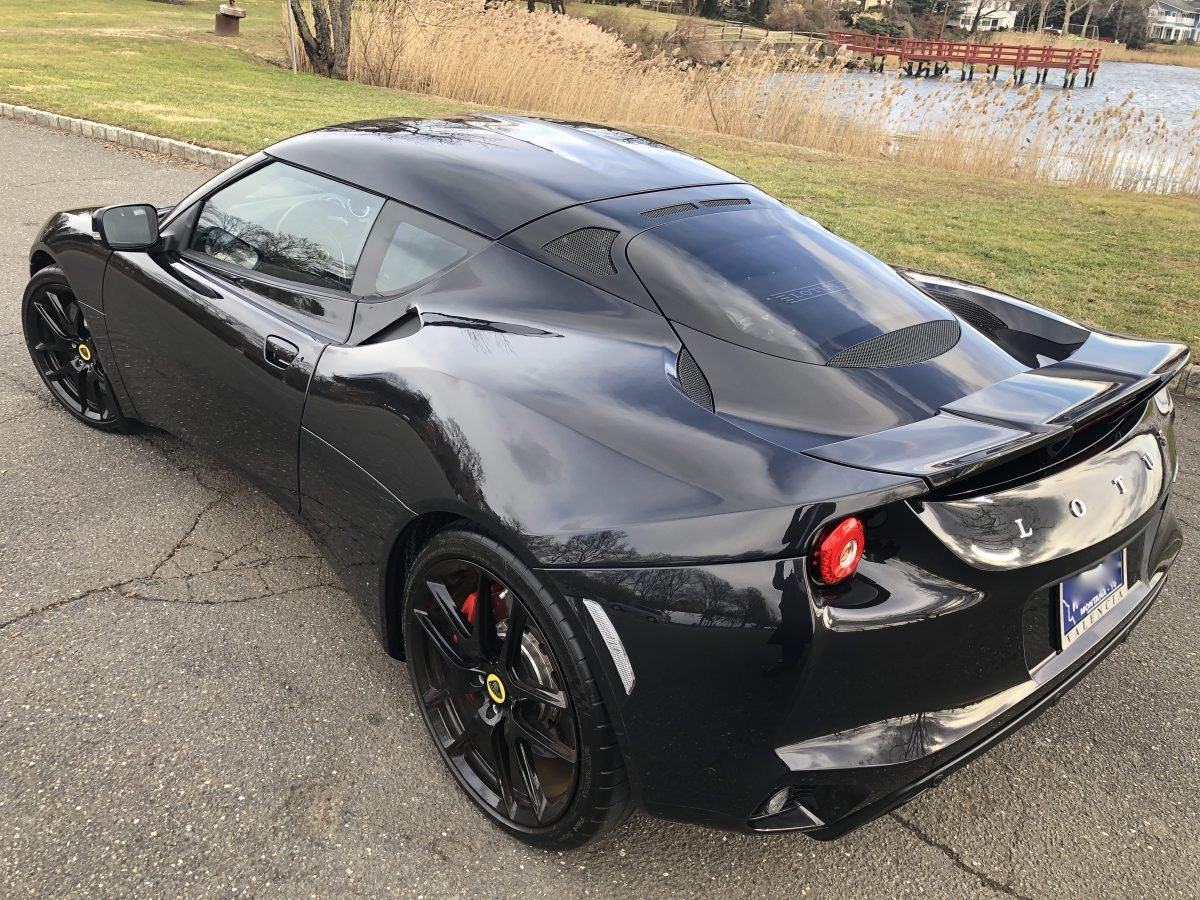 2016 Lotus Evora 400 = 6 speed Manual 16k milles $69.9k For Sale (picture 3 of 6)