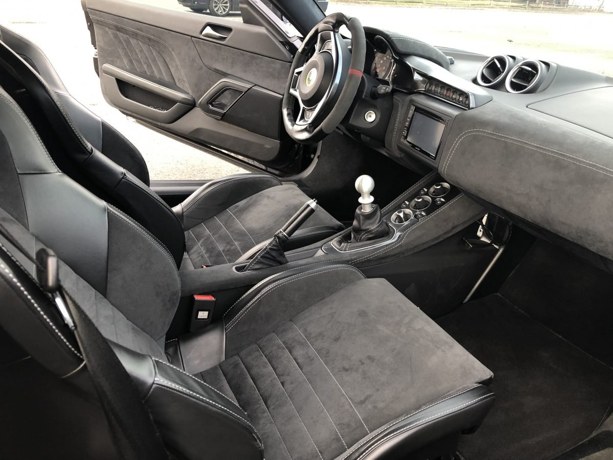 2016 Lotus Evora 400 = 6 speed Manual 16k milles $69.9k For Sale (picture 6 of 6)