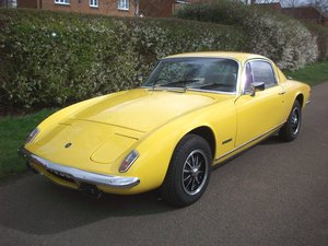 1973 Lotus Elan Plus 2 130/5 For Sale