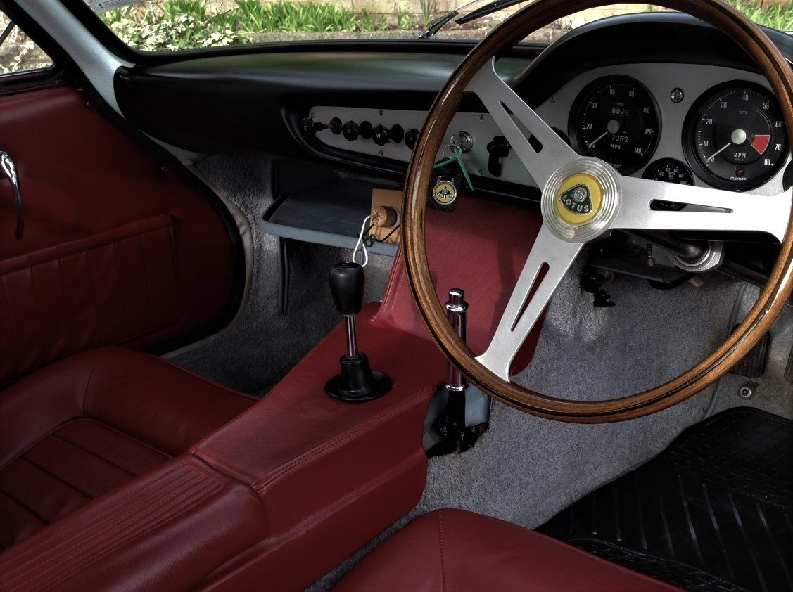 1959 Lotus Elite Climax For Sale (picture 4 of 6)
