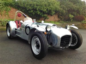 1954 Lotus 6 Climax - No.40 Chassis For Sale