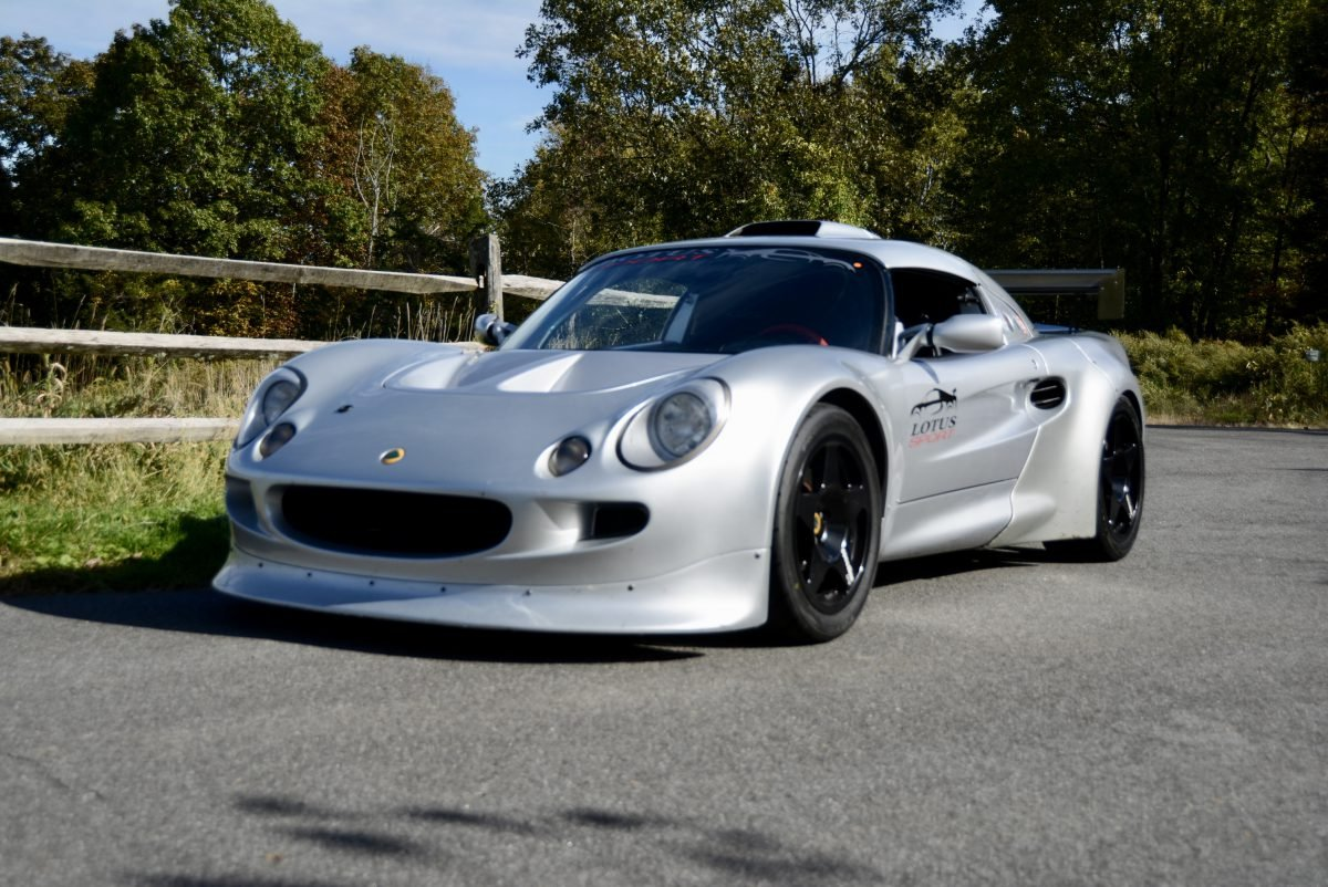 2000 Lotus MotorSport Elise = Track(~)Street Rare 1 of 12 US For Sale (picture 1 of 5)
