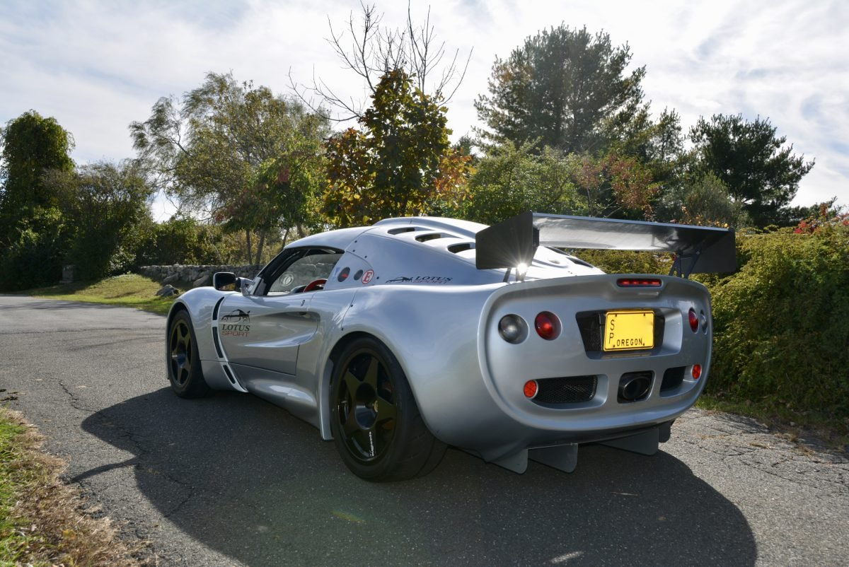 2000 Lotus MotorSport Elise = Track(~)Street Rare 1 of 12 US For Sale (picture 3 of 5)
