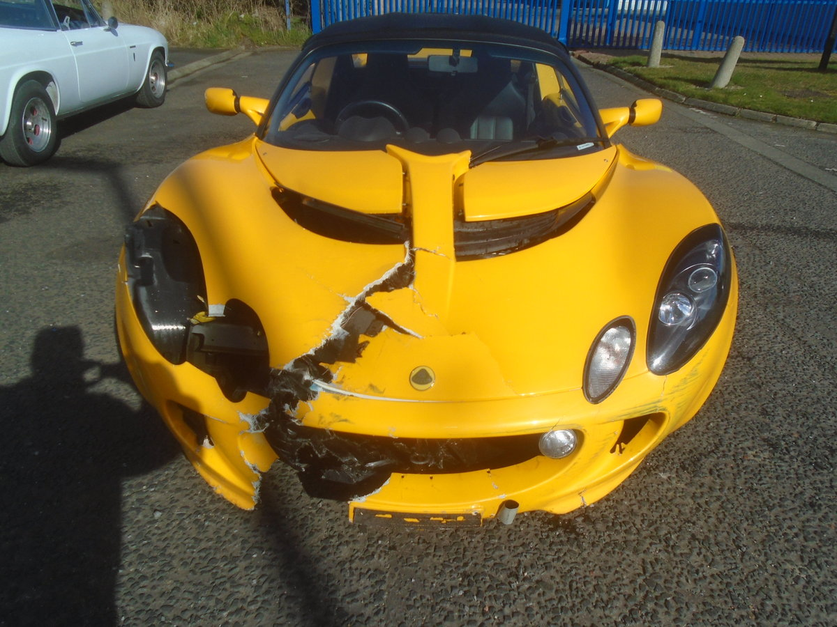 2009 LOTUS ELISE 111R TOURING  For Sale (picture 4 of 6)