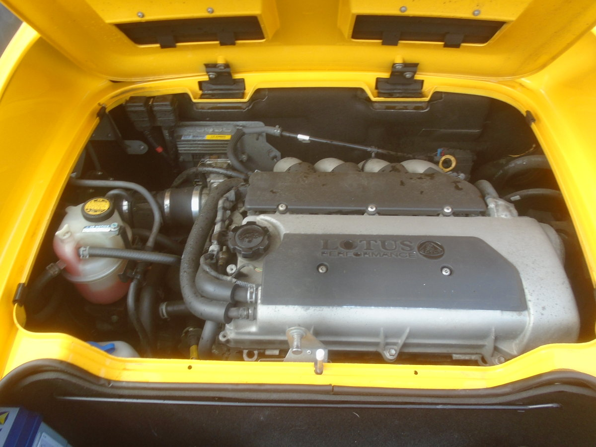 2009 LOTUS ELISE 111R TOURING  For Sale (picture 6 of 6)