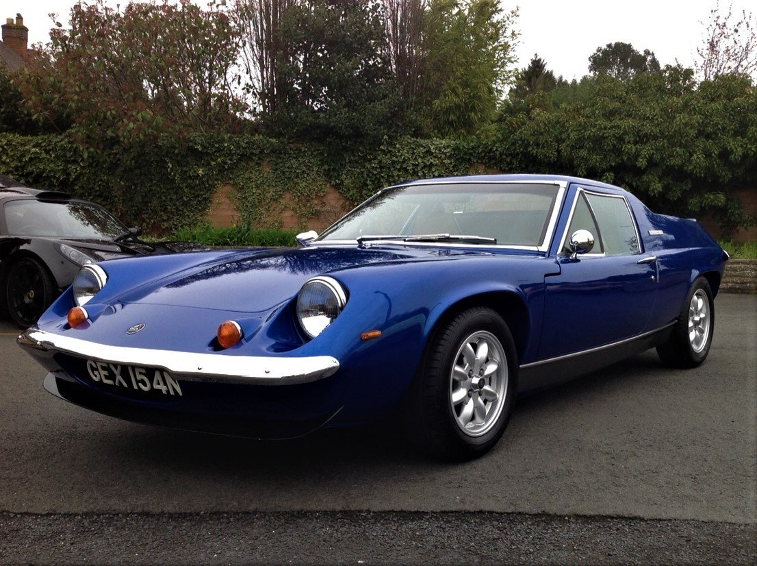 1974 Lotus Europa SOLD (picture 1 of 6)