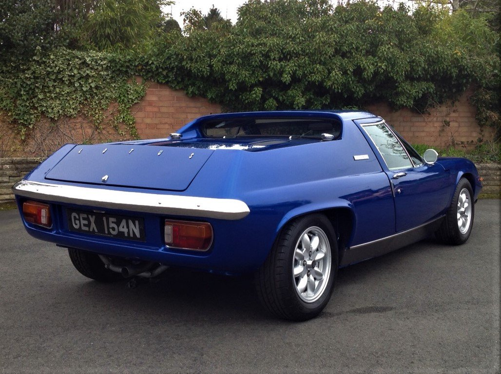 1974 Lotus Europa SOLD (picture 6 of 6)