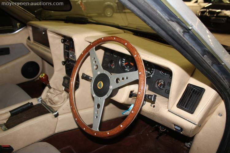 1976 LOTUS Elite For Sale by Auction (picture 4 of 4)