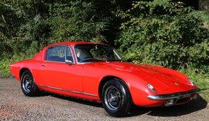 Lotus Elan +2S, 1970 in Carnival Red