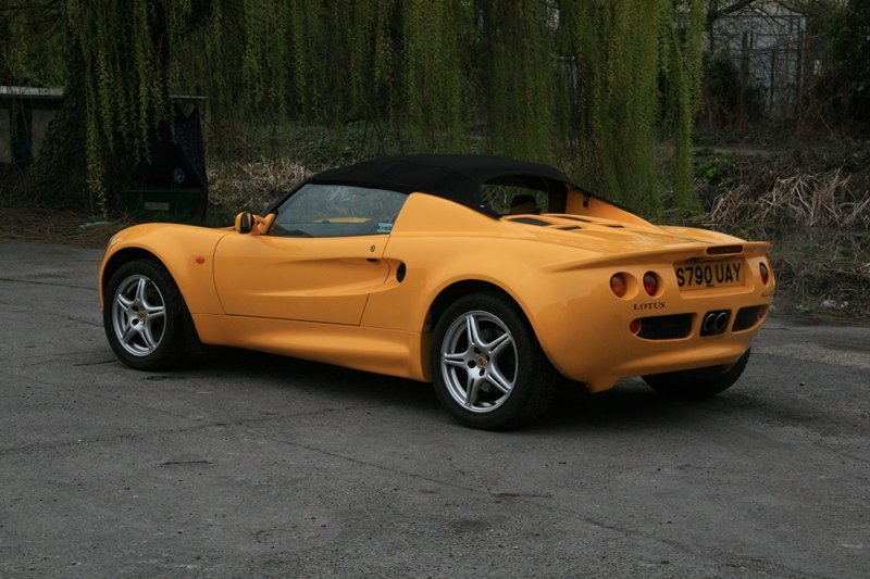 1998 Lotus Elise S1 For Sale (picture 3 of 6)