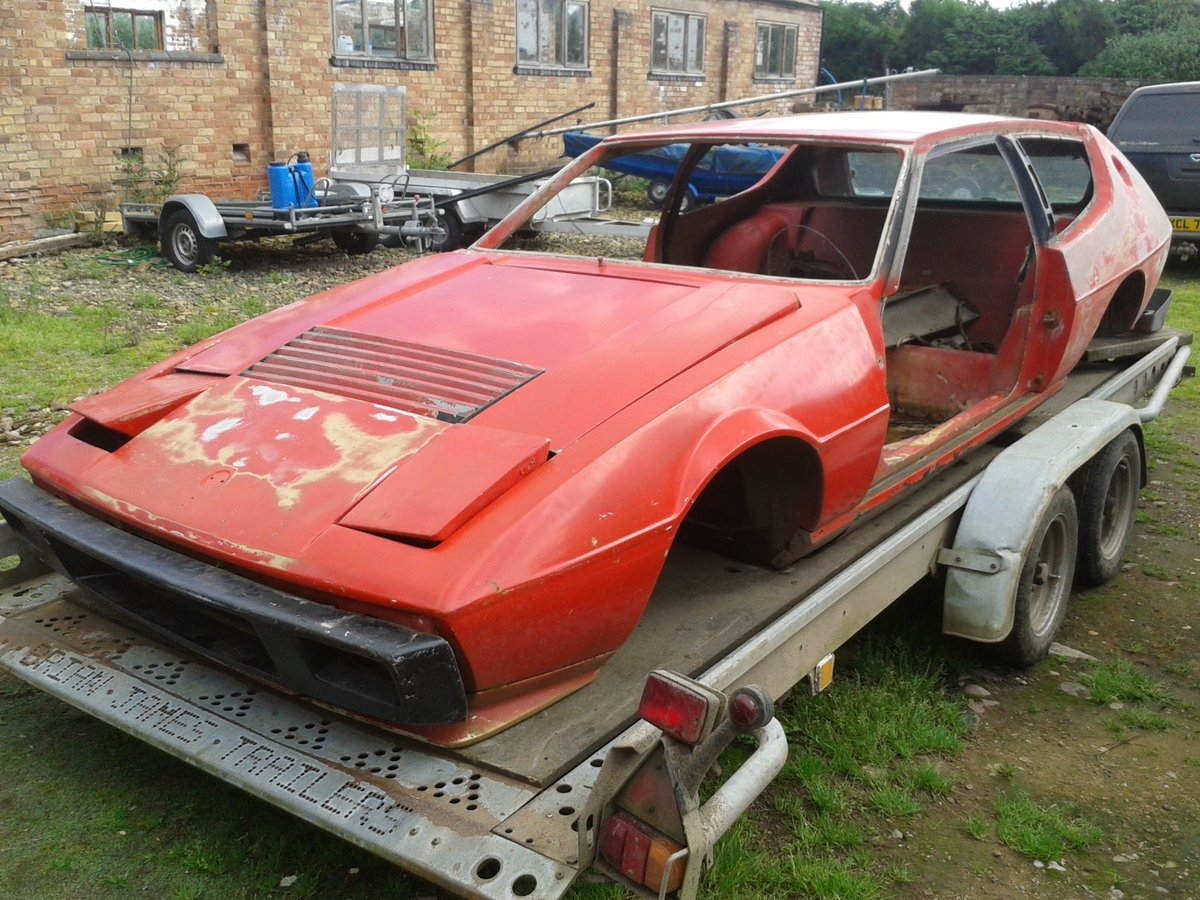 1975 Lotus Elite for spares / restoration,  OFFERS For Sale (picture 1 of 6)
