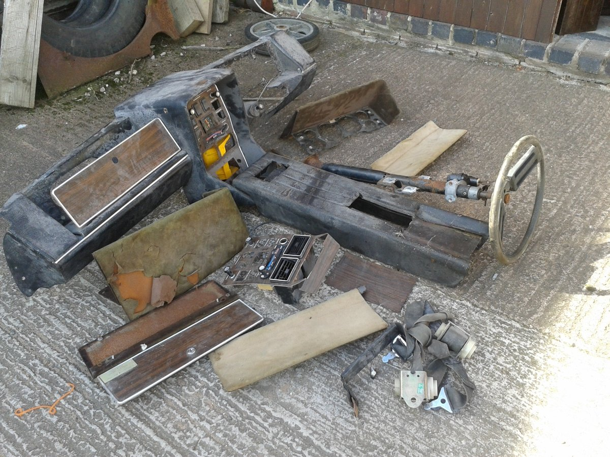 1975 Lotus Elite for spares / restoration,  OFFERS For Sale (picture 5 of 6)