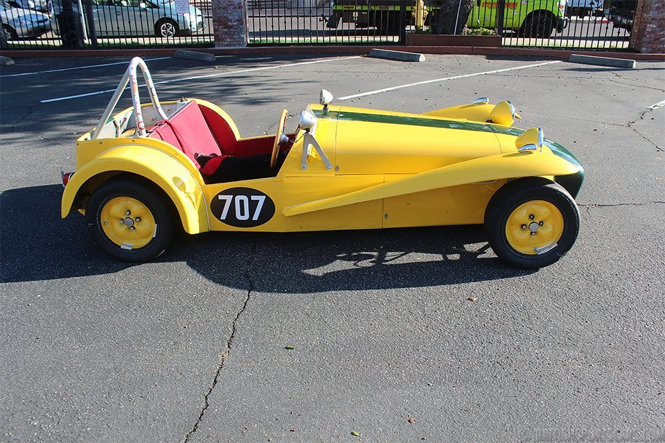 1962 Lotus Super Seven =Yellow driver fresh engine $39k For Sale (picture 1 of 6)
