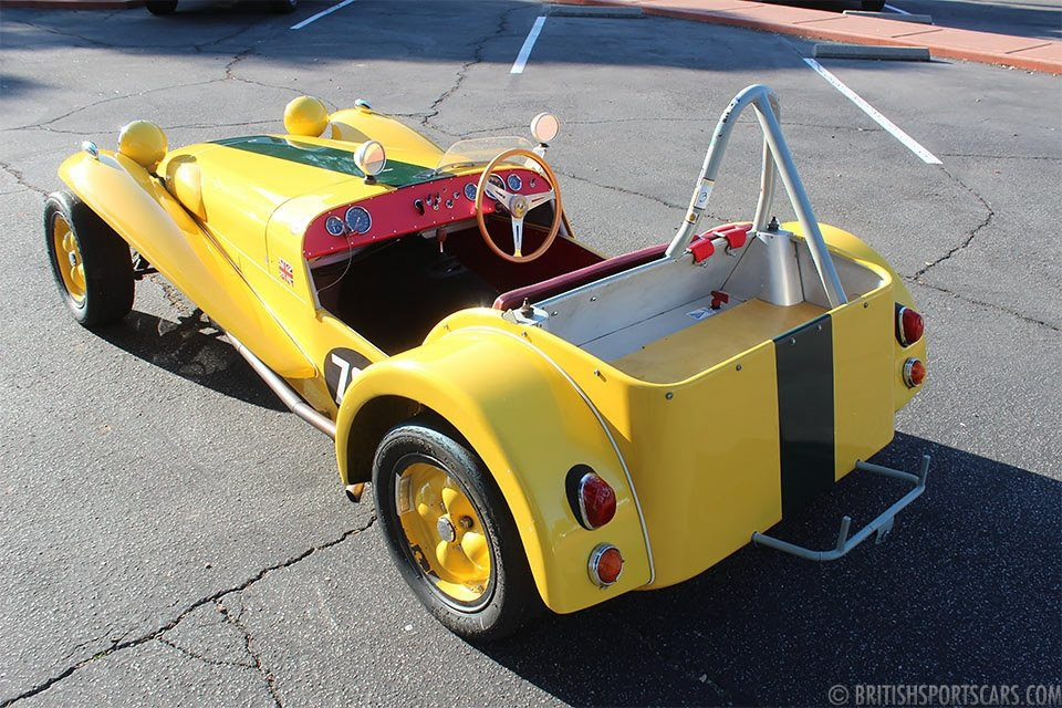 1962 Lotus Super Seven =Yellow driver fresh engine $39k For Sale (picture 3 of 6)