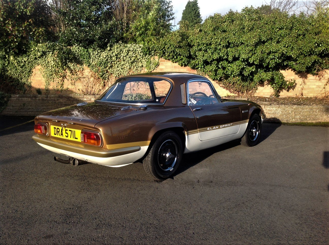 1973 Lotus Elan Sprint FHC For Sale (picture 5 of 6)