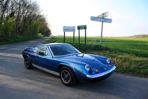 Lotus Europa Twin-Cam, 1972.   Stunning rebuilt example. For Sale
