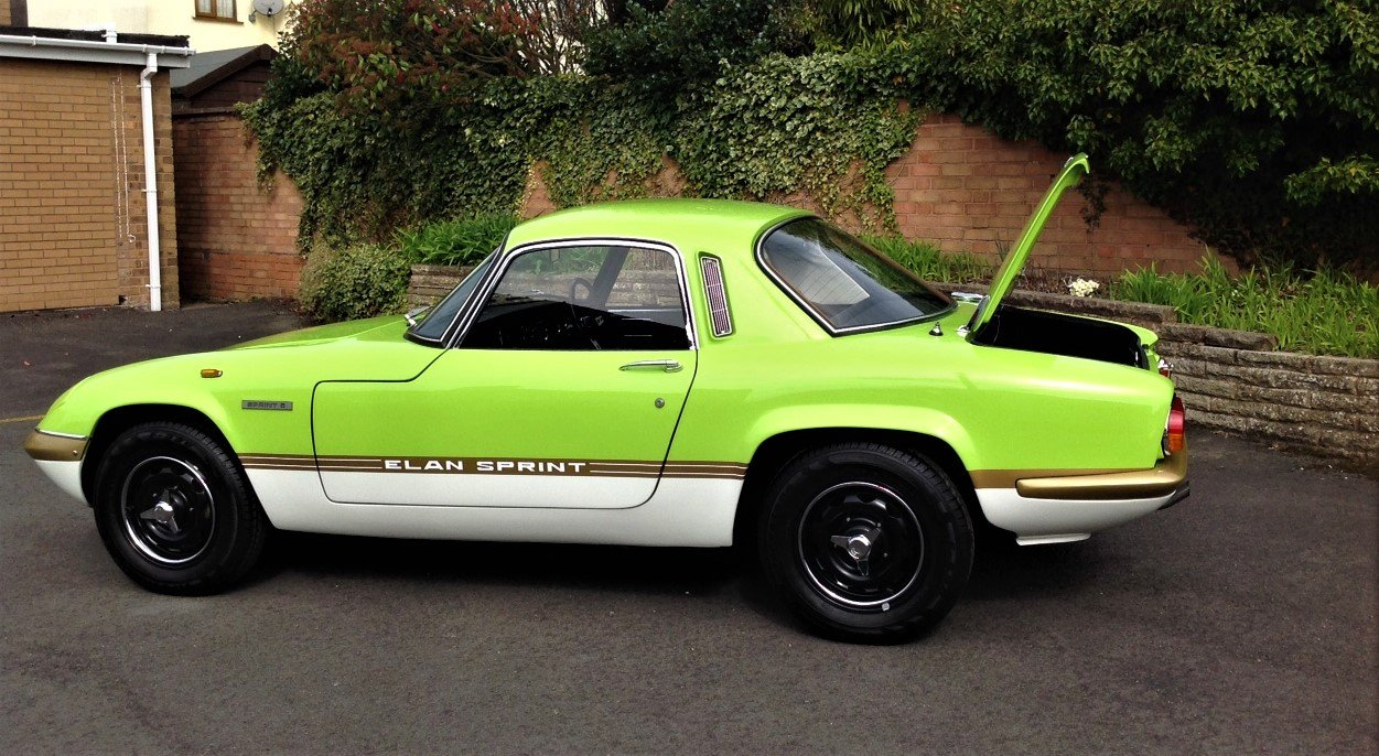 1972 Lotus Elan FHC Sprint For Sale (picture 3 of 6)