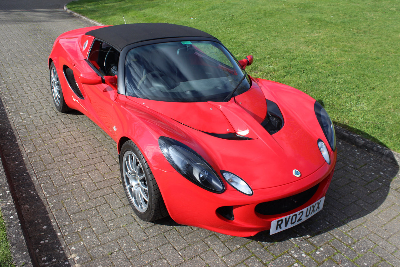 2002 Lotus Supercharged Honda Elise Sprint - 20,000miles SOLD (picture 3 of 6)
