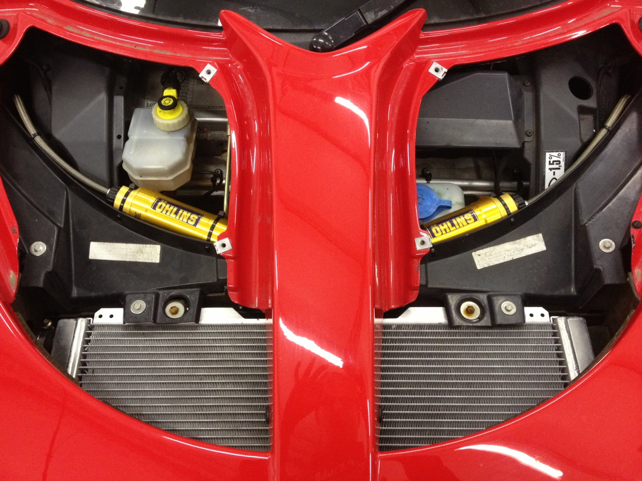 2002 Lotus Supercharged Honda Elise Sprint - 20,000miles SOLD (picture 5 of 6)