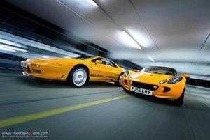 Lotus Esprit GT3, 1999, Chrome Orange For Sale