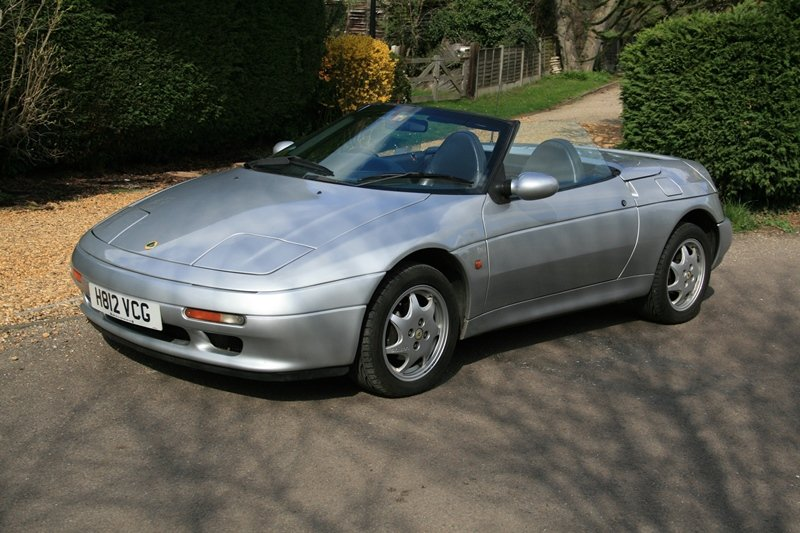 1990 Lotus Elan SE  For Sale (picture 1 of 6)