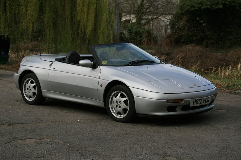 1990 Lotus Elan SE  For Sale (picture 2 of 6)