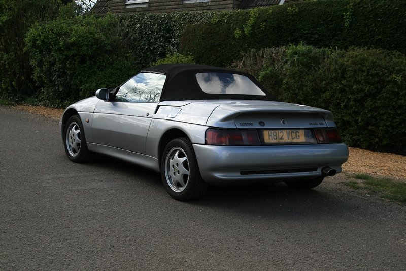 1990 Lotus Elan SE  For Sale (picture 5 of 6)