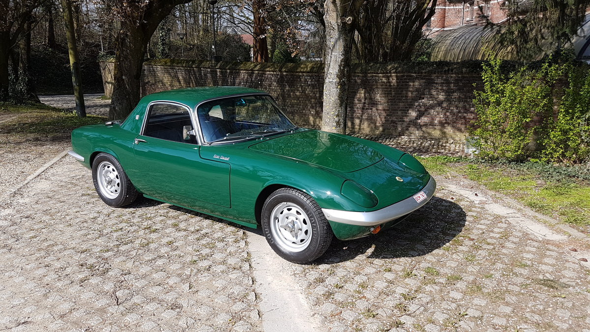 Lotus Elan S3 (1966) For Sale (picture 1 of 6)
